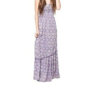 O'Neill Strapless Maxi Dress